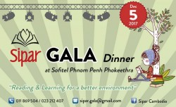 Sipar's Gala Dinner for celebrating its 35th anniversary