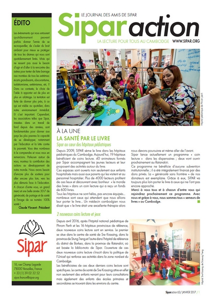 Newspaper Sipar January 2017